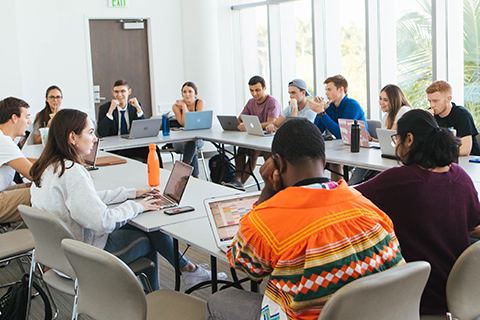 UM puts a world-class education within reach for federal aid-eligible Florida residents